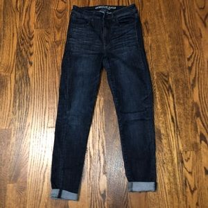American Eagle High Rise Jeans/Jeggings